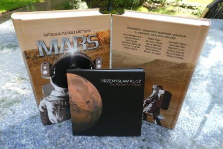 image from Mars. Antologia polskiej fantastyki