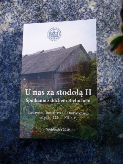 "image from Post-competition anthology ""U nas za stodołą II. Spotkanie z duchem Bieluchem"""
